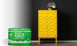 Ten Premium Synthetic Enamel