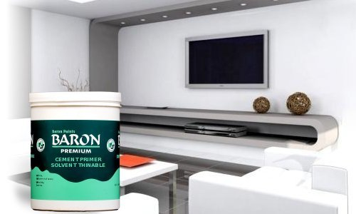 Ten Premium Cement Primer Solvent Thinable