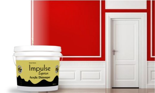 Impulse Superior Acrylic Distemper,impulse.jpg